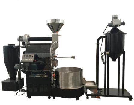 Sodipack - Machine torréfacteur à café